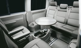 LondonAirConnectons.com - New VW Executive Caravelle Interior
