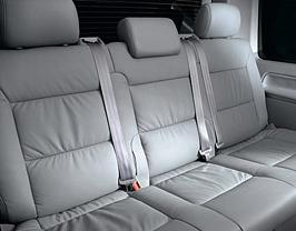 LondonAirConnectons.com - New VW Executive Caravelle Interior Leather