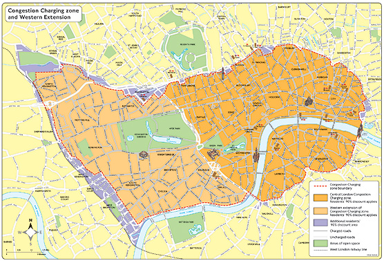 Westminster Parking Zones Map Airport Transfer Journey Times and London Information & Facts  Westminster Parking Zones Map